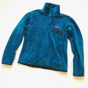 Patagonia Blue Retool Snap T/ S